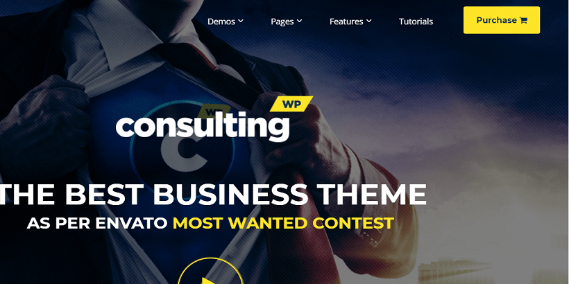 Consulting-best-WordPress-theme-for-financial-blogs