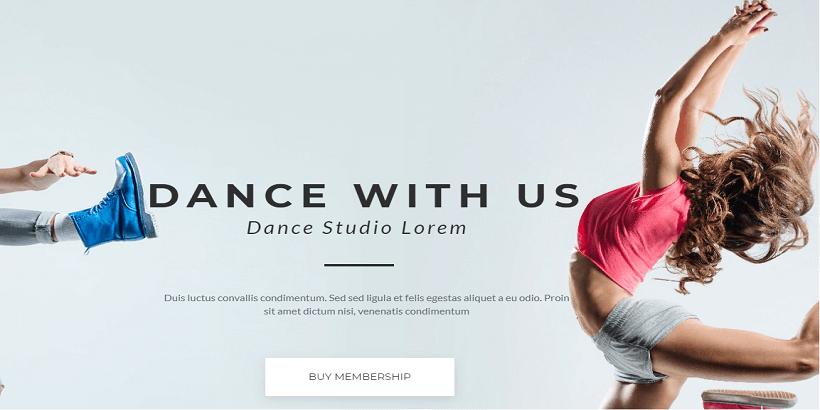 Lorem-best-wordpress-theme-for-dance-studios