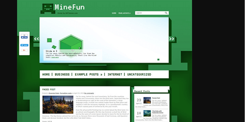 MineFun-best-wordpress-theme-for-gaming-sites