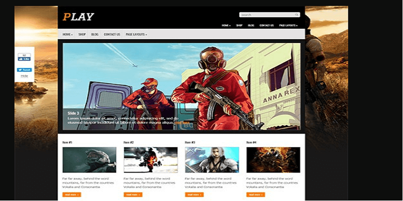 Play-Best-WordPress-theme-for-gaming-sites
