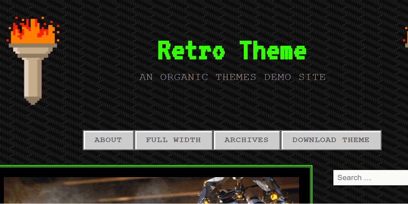 Retro-Themes-Best-WordPress-theme for-gaming-sites