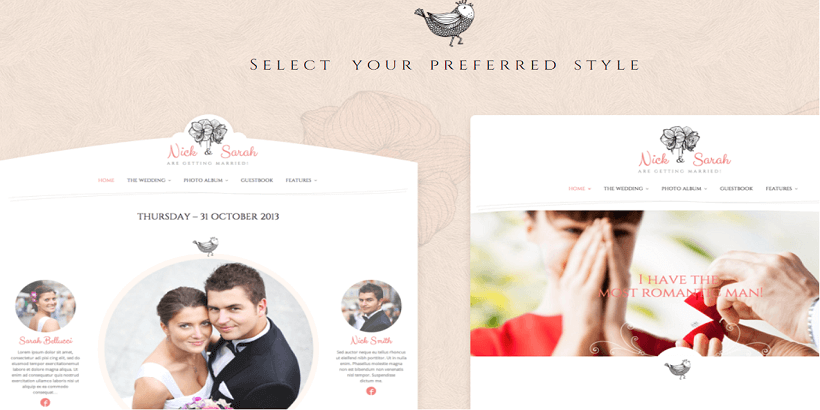 The-Weeding-Day-best-wordpress-theme-for-weeding-sites