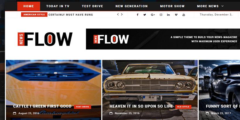 Flow-News-Best-Car-magazine-WordPress-theme