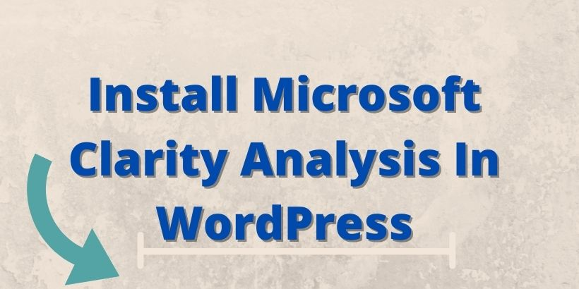 Install-Microsoft-Clarity-Analysis