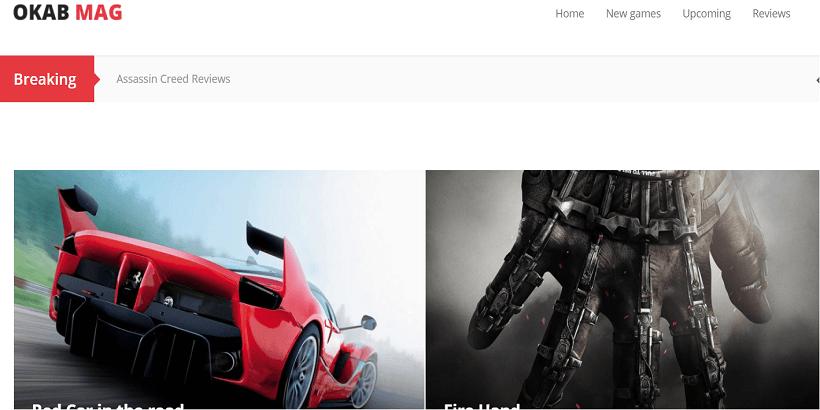 Okab-Best-Car-magazine-WordPress-theme