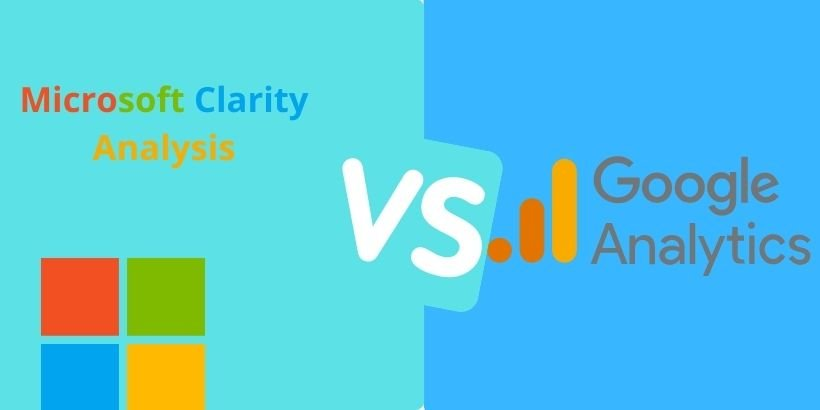 Difference-between-Google-Analytics-and-Microsoft-clarity