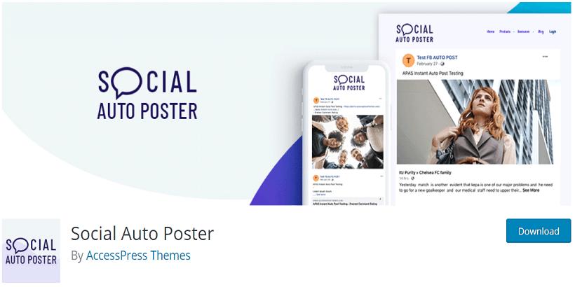 Social-Auto-post-plugin