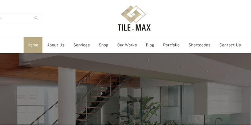TileMax-Best-WordPress-Interior-Design-Themes