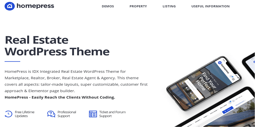 HomePress-Best-Real-Estate-WordPress-themes