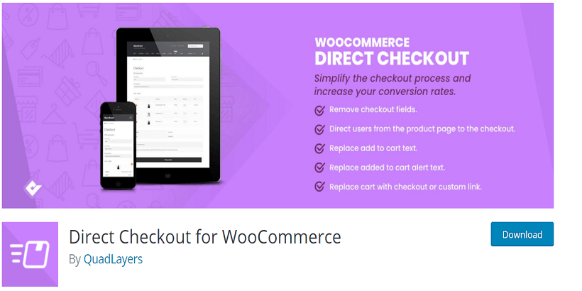 Direct-checkout-for-WooCommerce-Top-5-WooCommerce-One-Page-Checkout-Plugins-in-2021