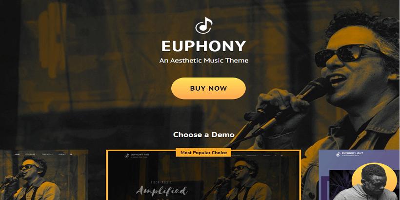 Euphony-Best-Podcast-WordPress-Themes