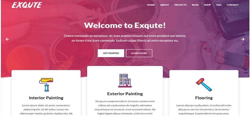 Exqute-Painting-Company-WordPress-Theme