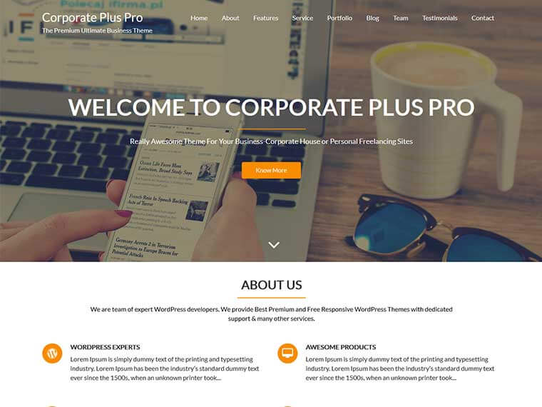 Corporate Plus Pro