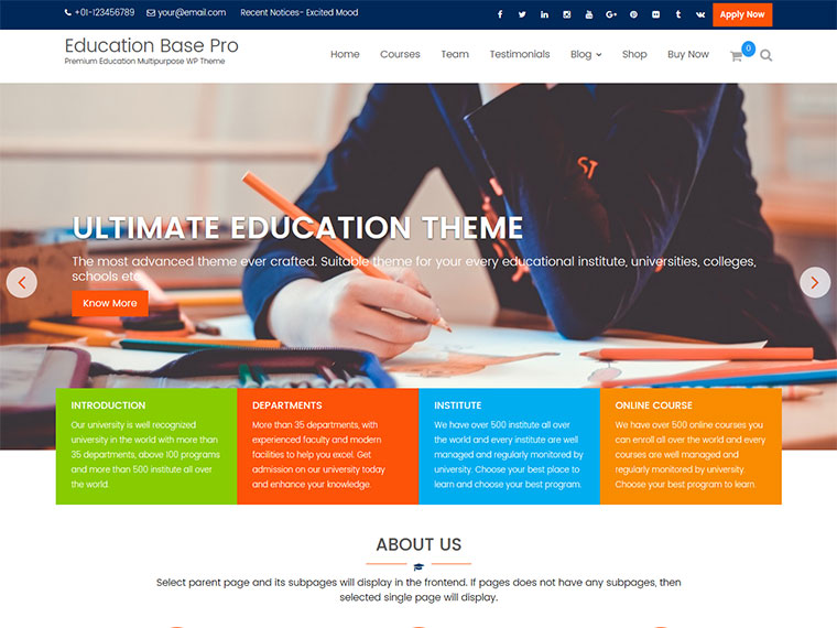 education base pro