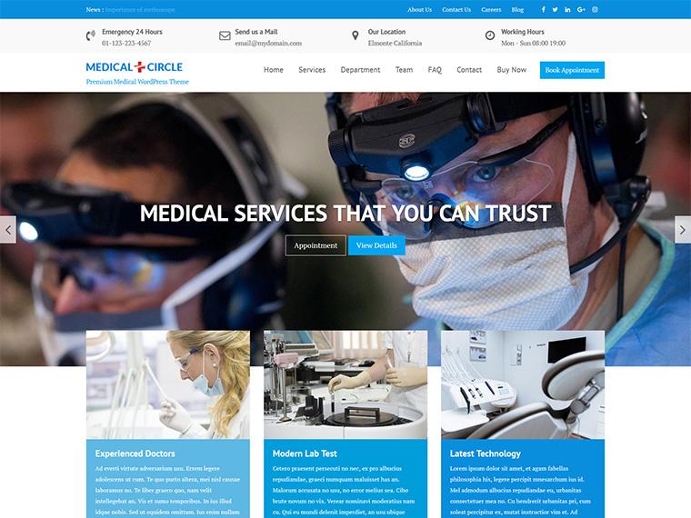 Medical Circle Pro