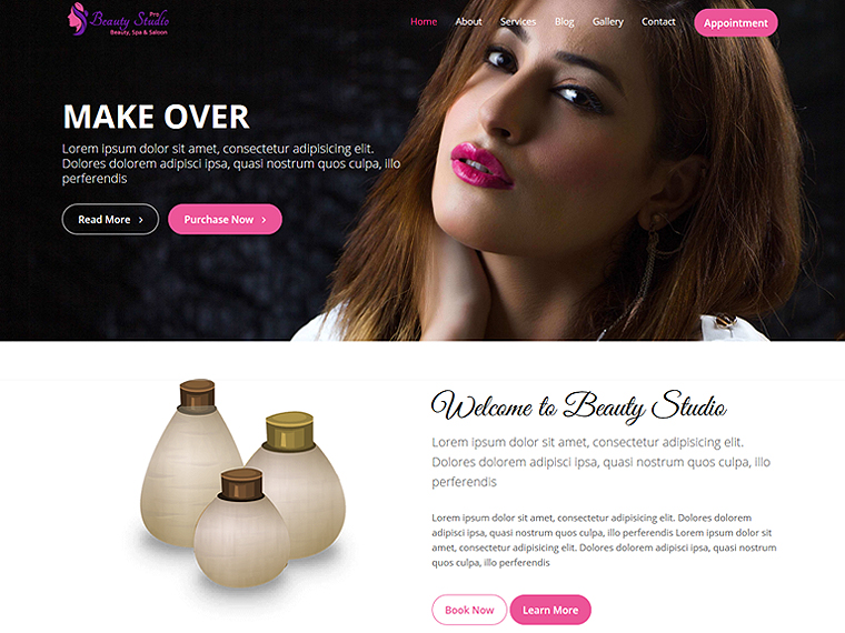 Beauty Studio Pro