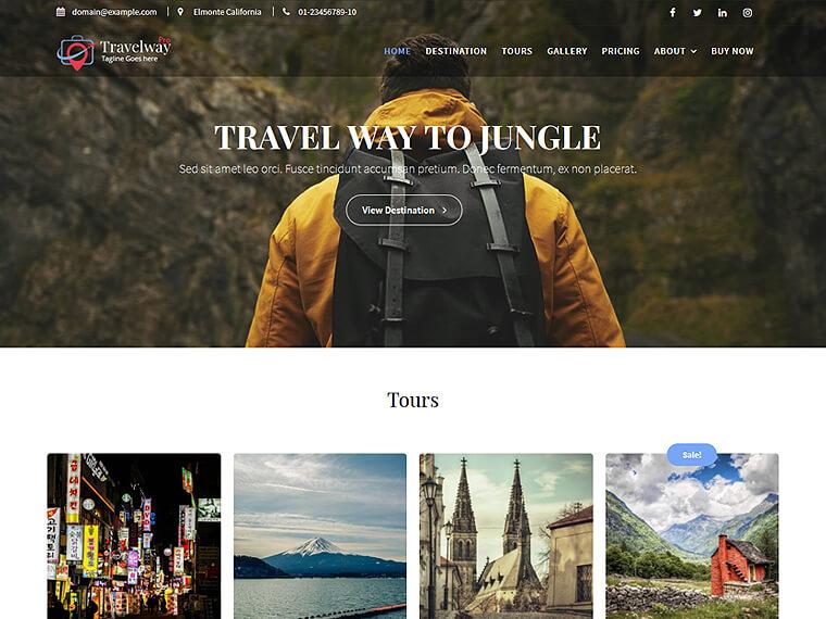 Travel Way Pro